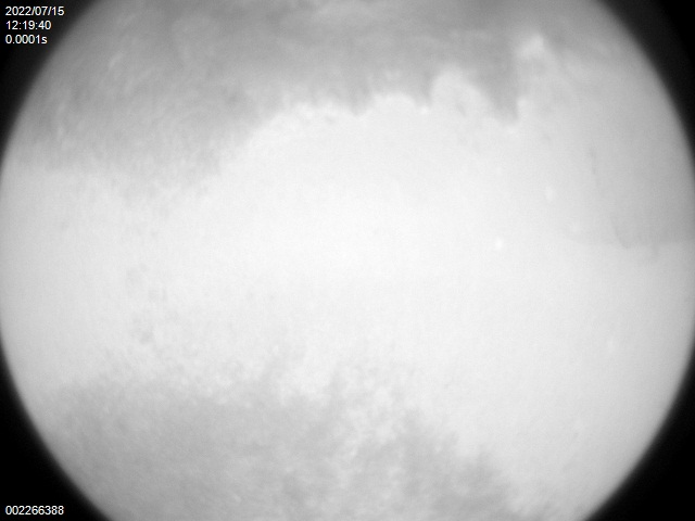 LIVE all-sky camera